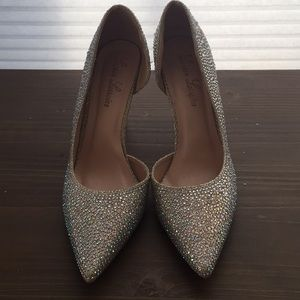 Shoes - Sparkly Heels, Pumps, Wedding Shoes, Cocktail Heel